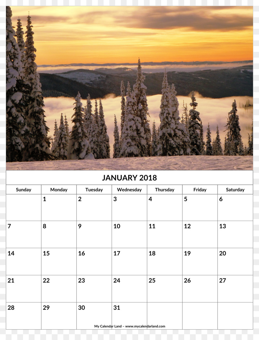 sunrise calendar sky landscape cloud sunrise