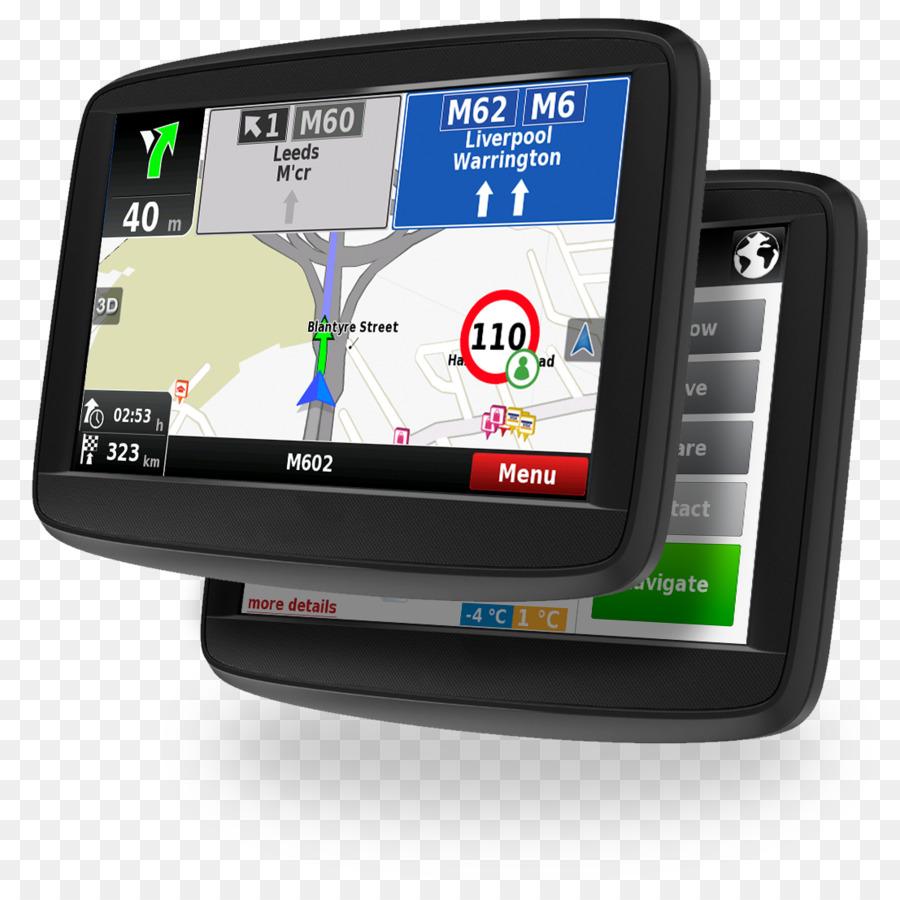 Automotive Navigation System Technology png download - 1107*1086