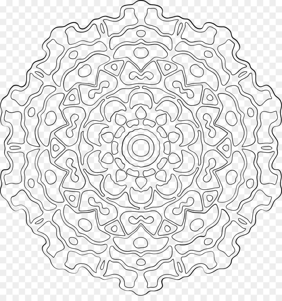 Mandala nudo Celta Círculo libro para Colorear - circulo Formatos De ...