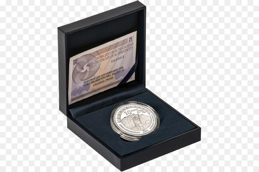 Silber Münze Silbermünze Der Royal Mint Spanien 1 Euro Münze Png