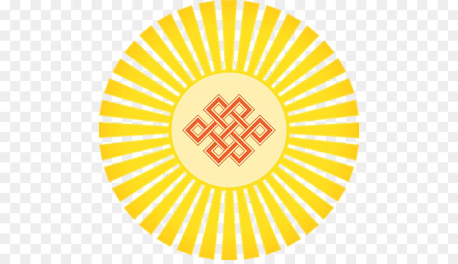 Endless Knot Tibetan Buddhism Karma Ashtamangala Lions Roar Png