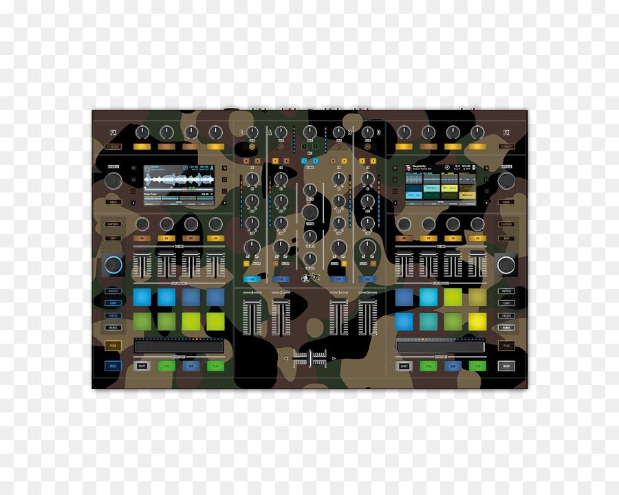 Native Traktor Kontrol S8 DJ controller Disc jockey Audio