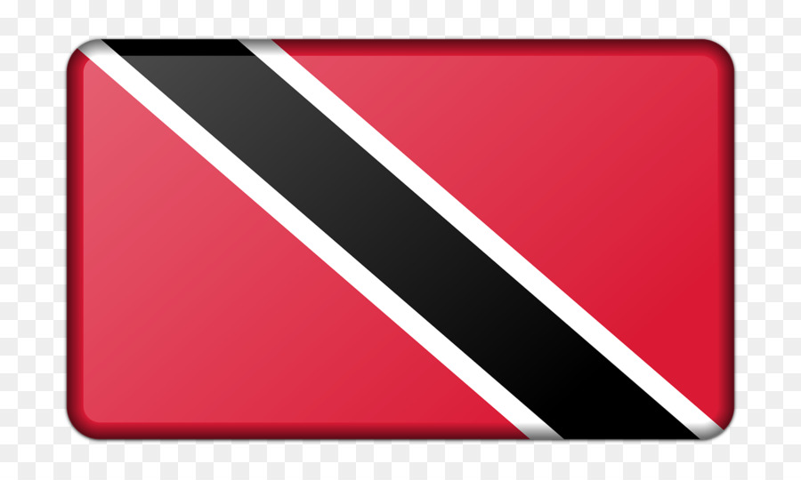 flag of trinidad and tobago spanduk png download 1280 768 free