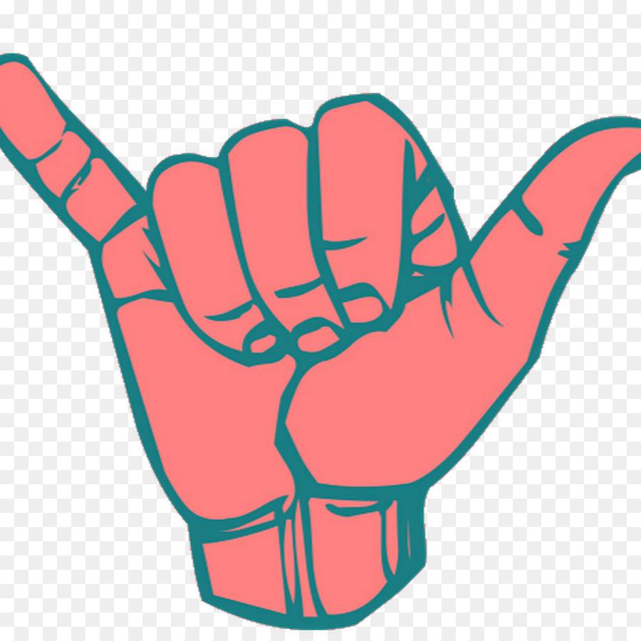 00c001cdd61f Emoji Sticker png download - 900*900 - Free Transparent Shaka Sign ...