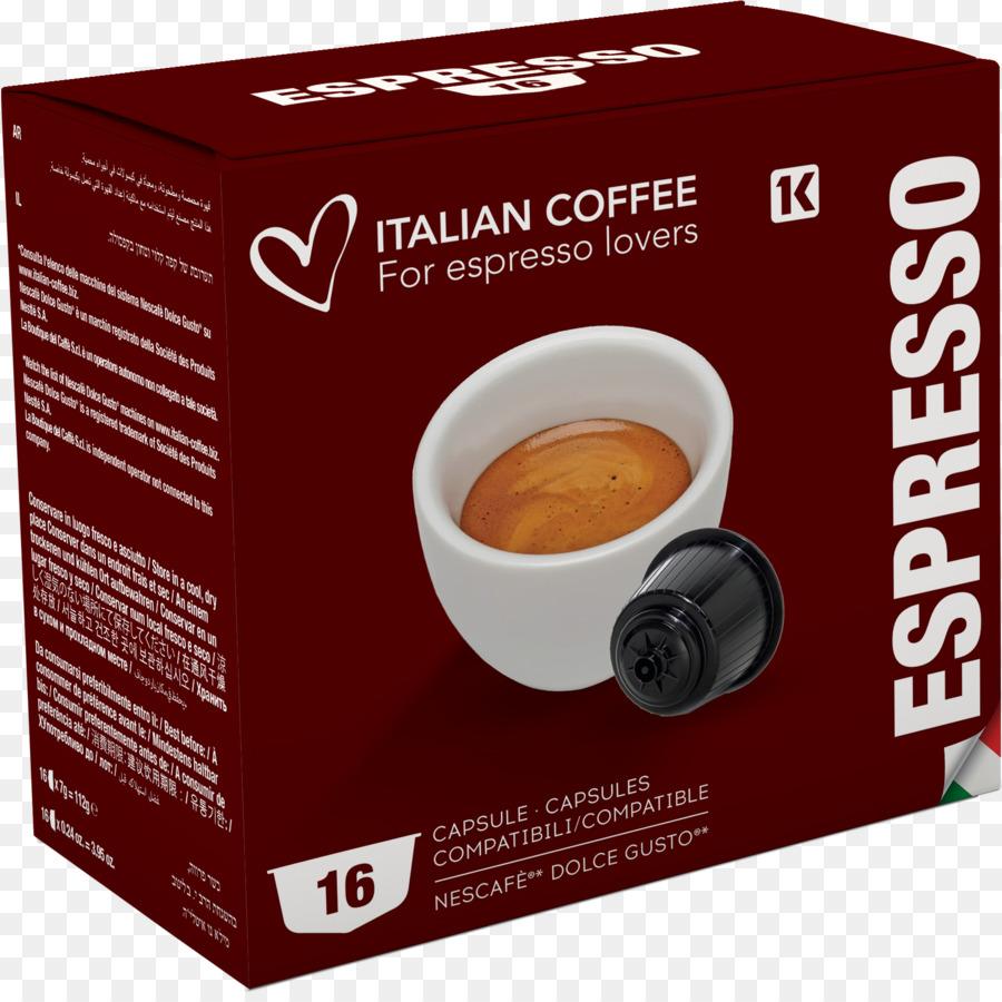 Dolce Gusto Café Espresso con Leche de la cocina italiana - Café ...