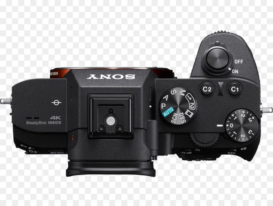 Sony a7R II de objetivos intercambiables de la cámara de fotograma ...