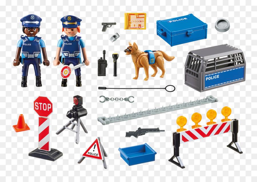 Playmobil oficial de la Policía de la comisaría de Policía de Lego ...