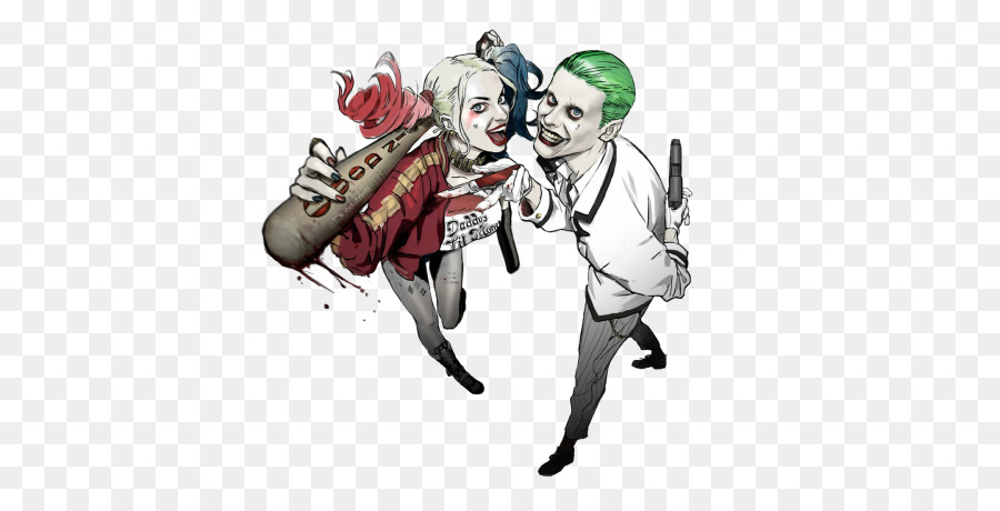 Harley Quinn Joker Comics Desktop Wallpaper Harley Quinn Png