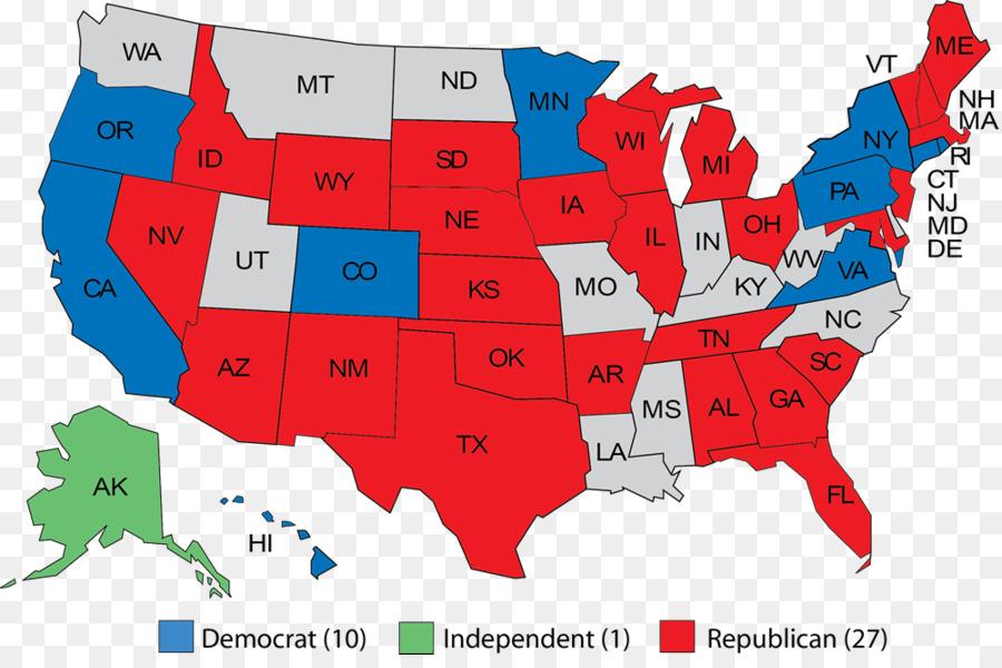 Washington Southern United States Midwestern United States Map ...