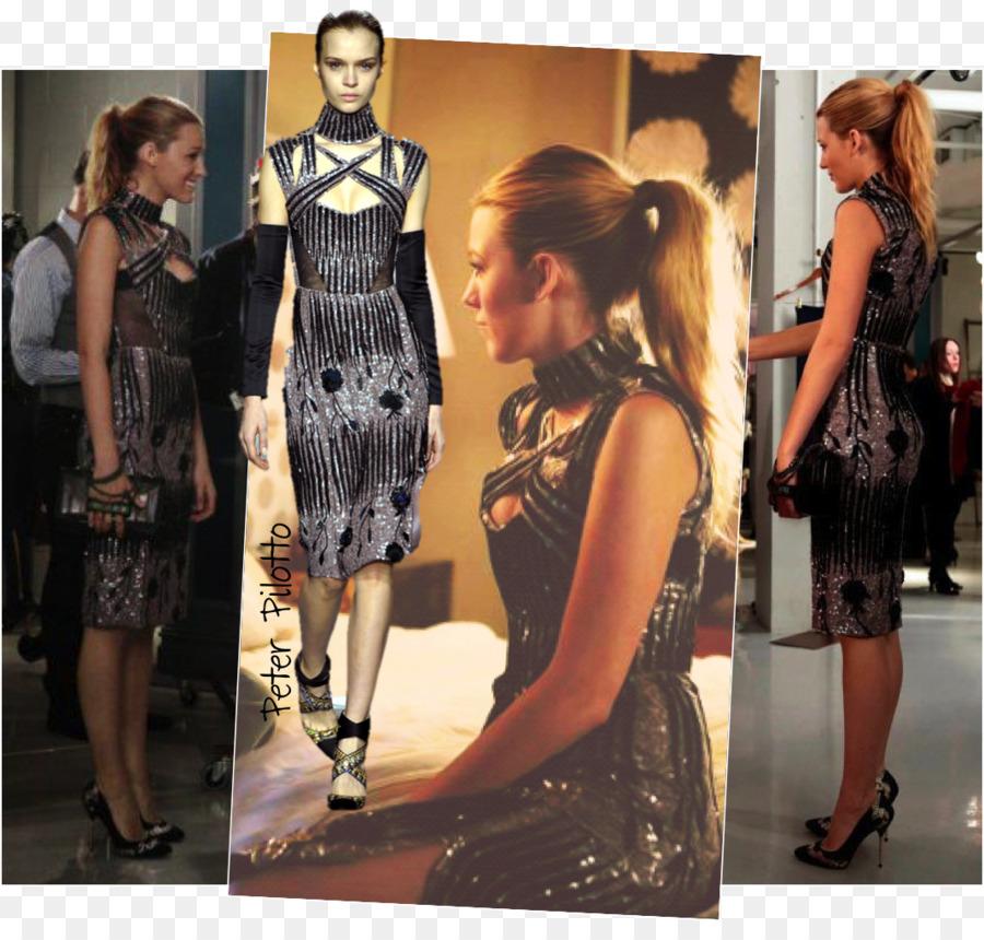 Serena Van Der Woodsen Blair Waldorf Little Black Dress Ivy Dickens