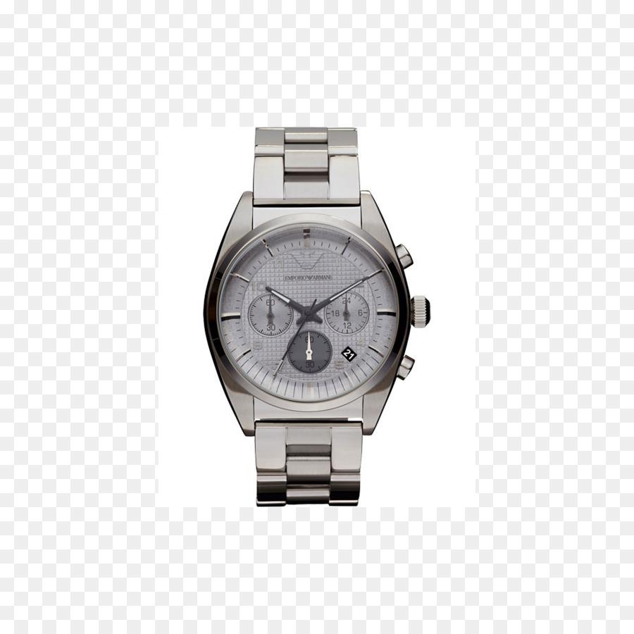 738374a357d Giorgio Armani Homens Emporio Clássico do Cronógrafo Relógio de Luxo Emporio  Armani AR2434 - assistir