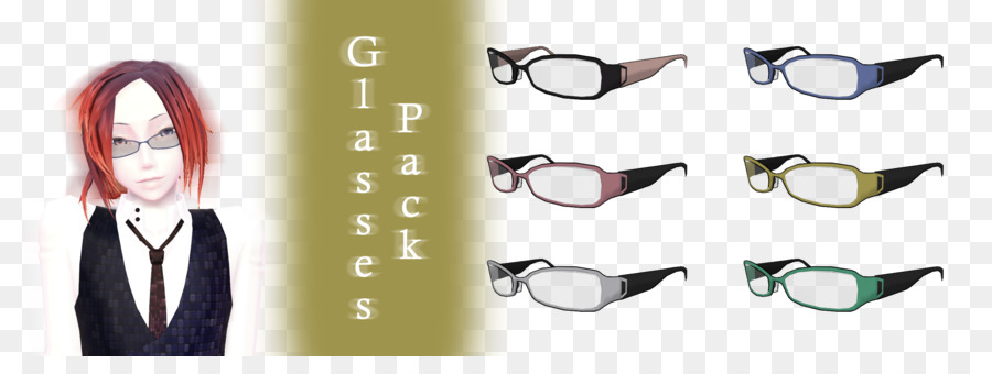 Glasses Goggles Clothing Accessories Artist Bayonetta - glasses png ...