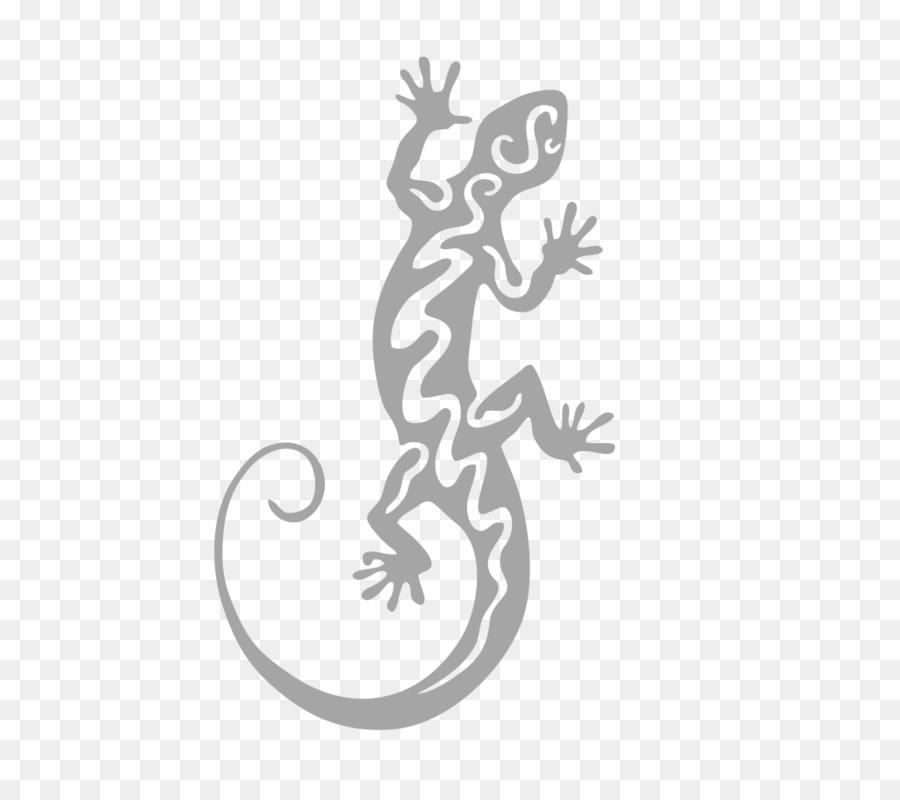 Lagarto Gecko Reptiles Tatuaje libro para Colorear - lagarto ...