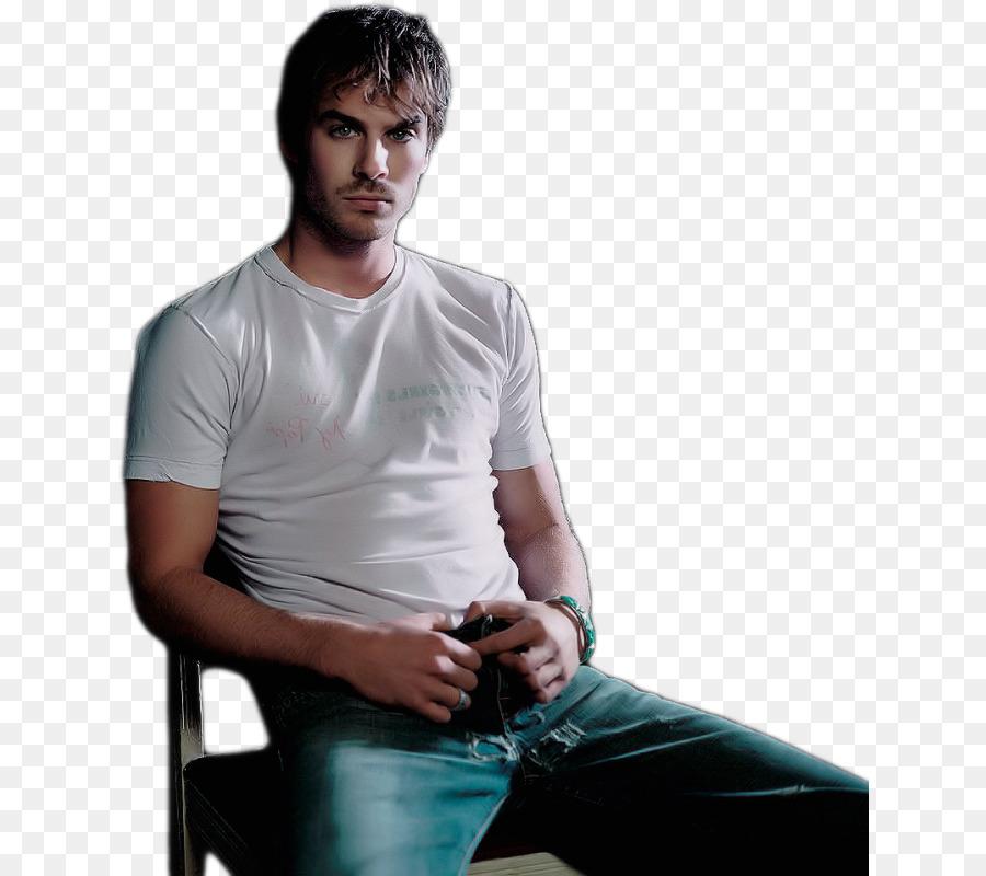 Ian Somerhalder The Vampire Diaries Damon Salvatore Elena Gilbert