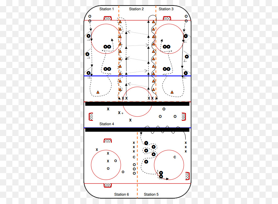 Drawing Line Point Angle M 02csf Ice Hockey Position Png Download