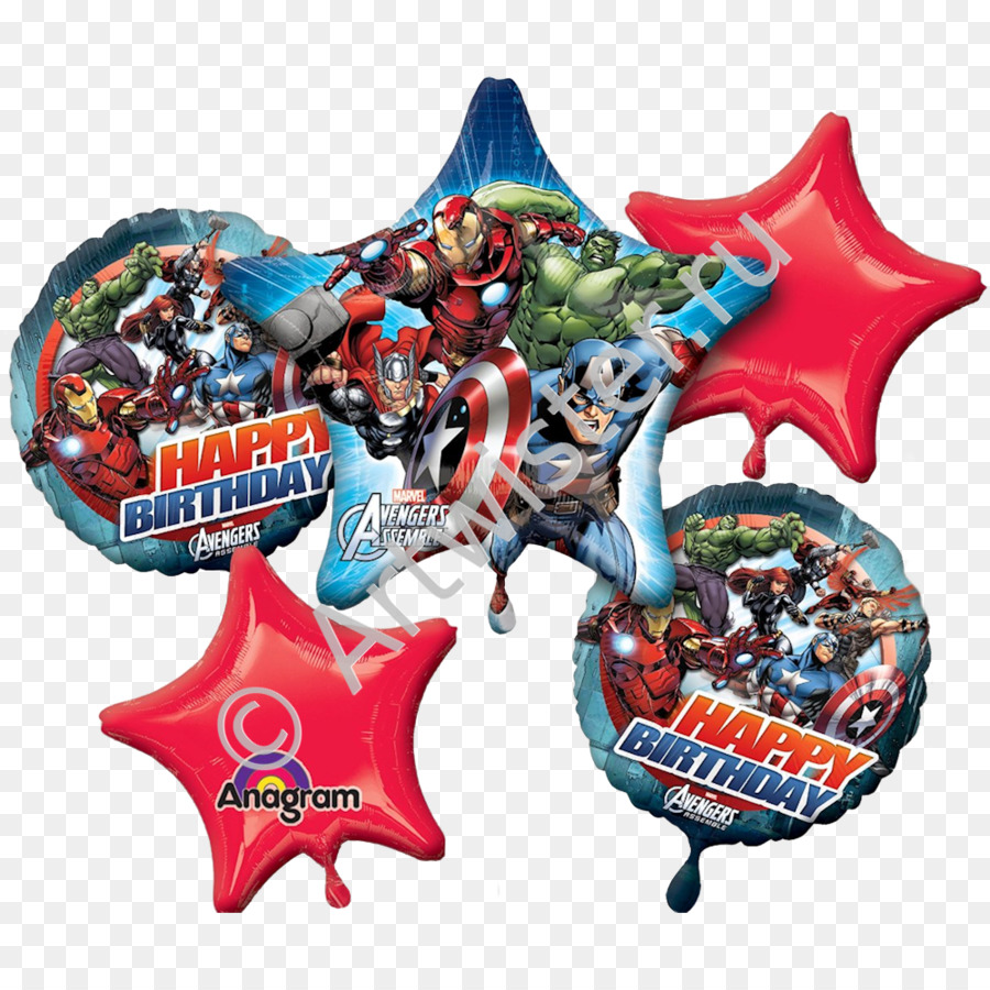 Balloon Spider-Man Party Birthday Flower bouquet - balloon png ...