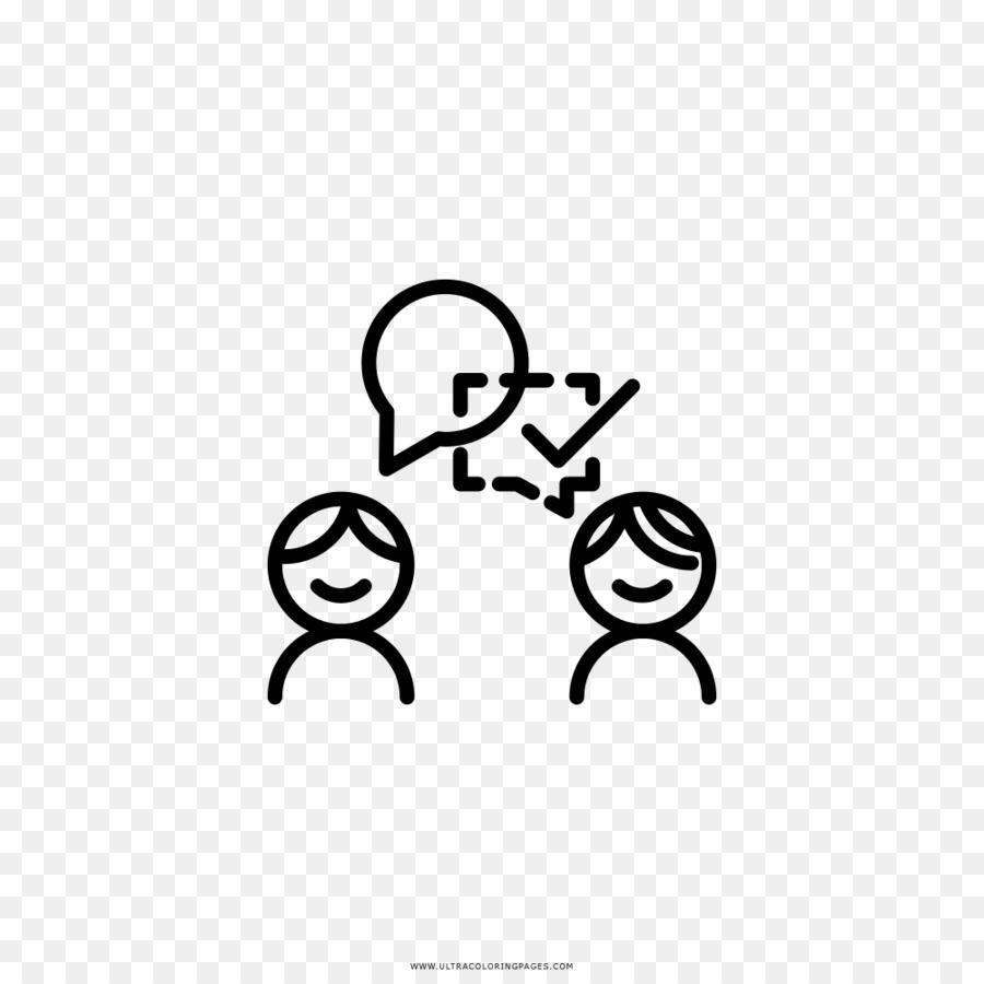 Dibujo de trabajo en equipo libro para Colorear de Niño - niño png ...
