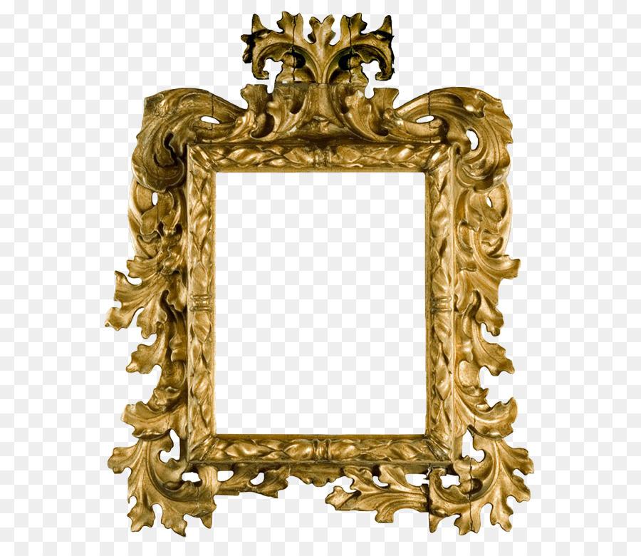 Marcos De Imagen Barroca De Oro Espejo - barroco Formatos De Archivo ...