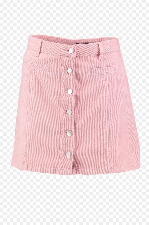 56725a196d Skirt Bermuda shorts Robe Corduroy A-line - woman png download ...