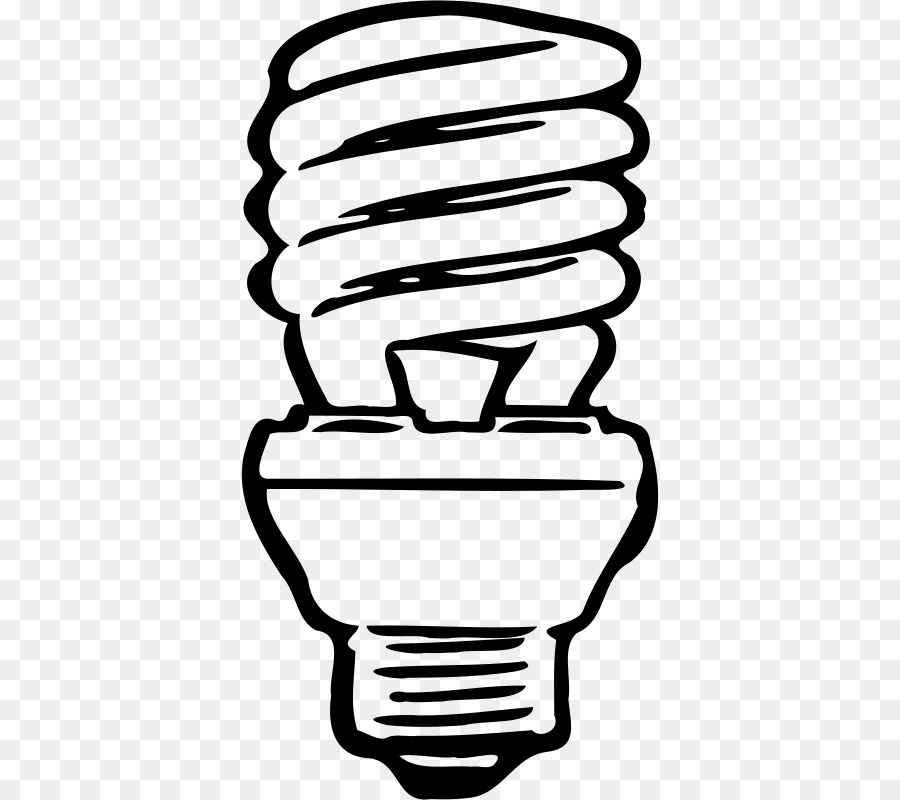 incandescent light bulb pact fluorescent l led l light  fluorescent l incandescent light bulb led l l fluorescence blacklight incandescence lightemitting diode drawing black and