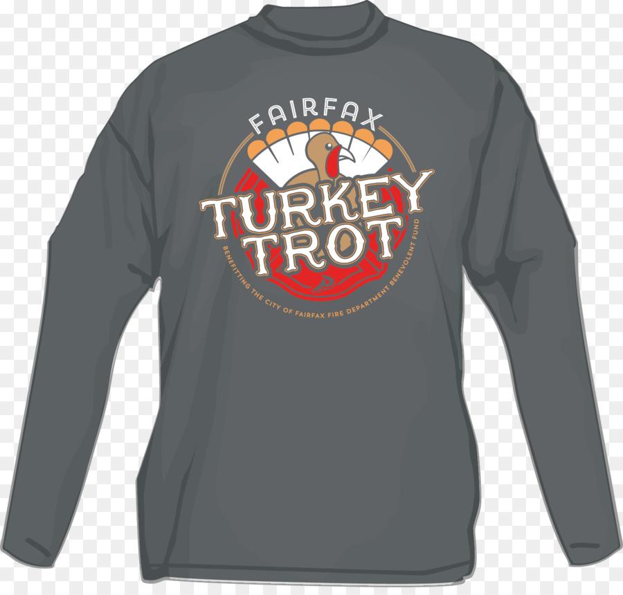 bd961a3923 De manga comprida T-shirt Bluza Logotipo - Trote Turquia ...