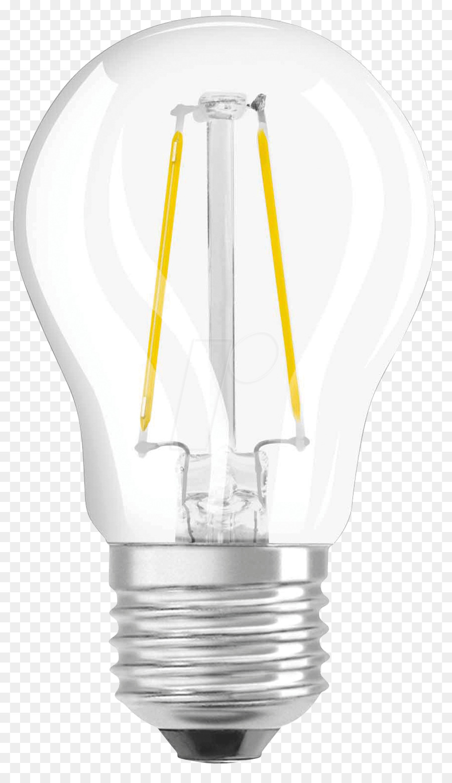 Led Lampe Led Filament Osram Vis Edison Lampe Telechargement Png