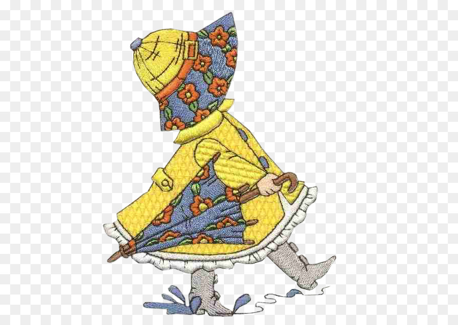 Embroidery Appliqué Quilting Pattern Sunbonnet Sue Png Download Inspiration Sunbonnet Sue Patterns