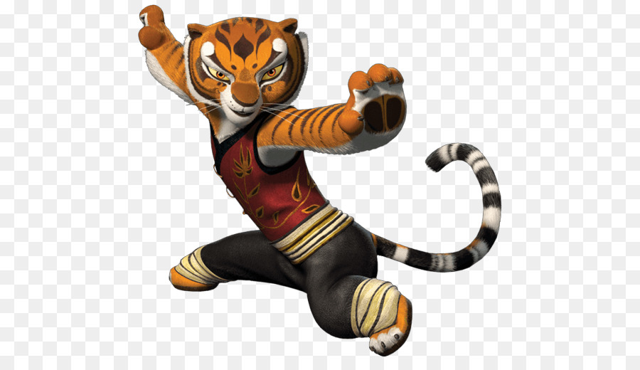 Tigress Po Meister Shifu Kung Fu Panda Dreamworks Animation Kung