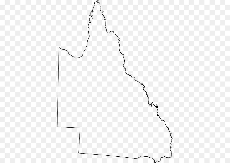 Queensland Mapa de libro para Colorear, imágenes prediseñadas - mapa ...