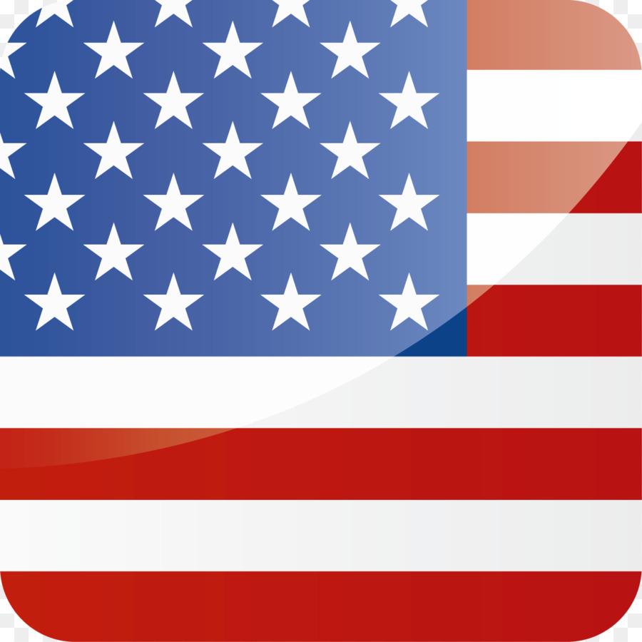 Bandera de los Estados unidos el Día de la Independencia ...