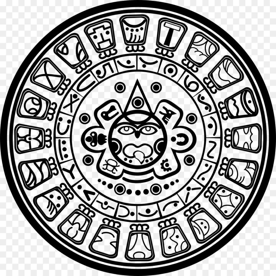 La civilización Maya de Mesoamérica pirámides calendario Maya ...