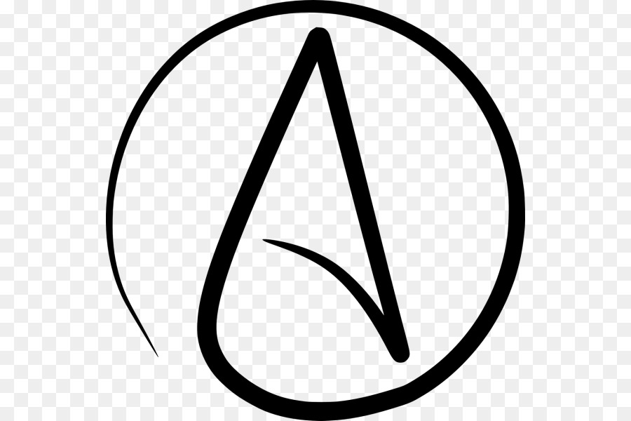 Atheism Religion Symbol Secular Humanism Belief Symbol Png