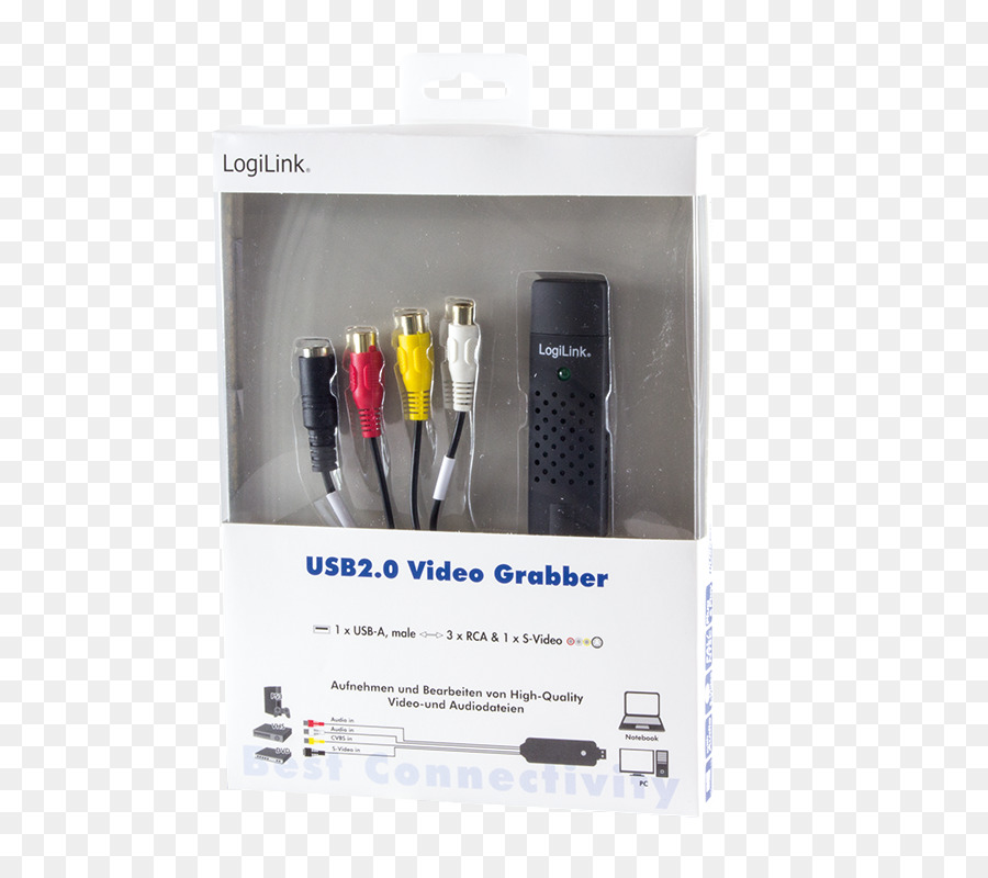 VHS Frame grabber Graphics Cards & Video Adapters Audio USB - USB ...
