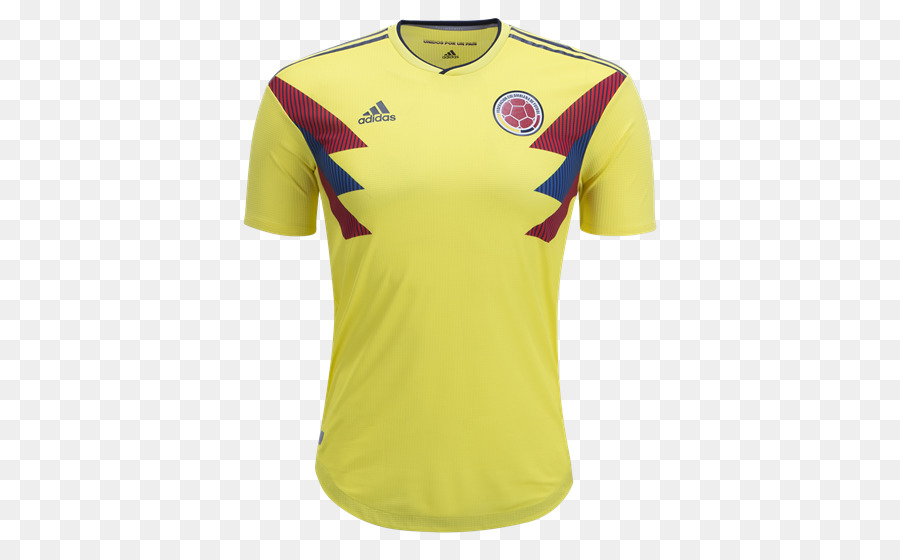 264ecb95e 2018 FIFA World Cup Colombia national football team 2014 FIFA World Cup T-shirt  Colombia national under-20 football team - T-shirt