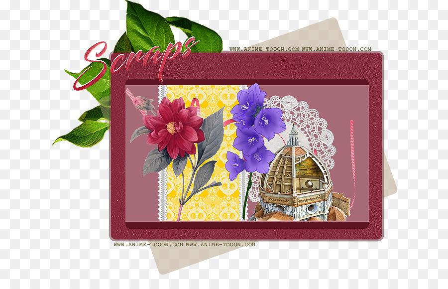Diseño Floral Art Giclée de Marcos de cuadros de Pintura - pintura ...