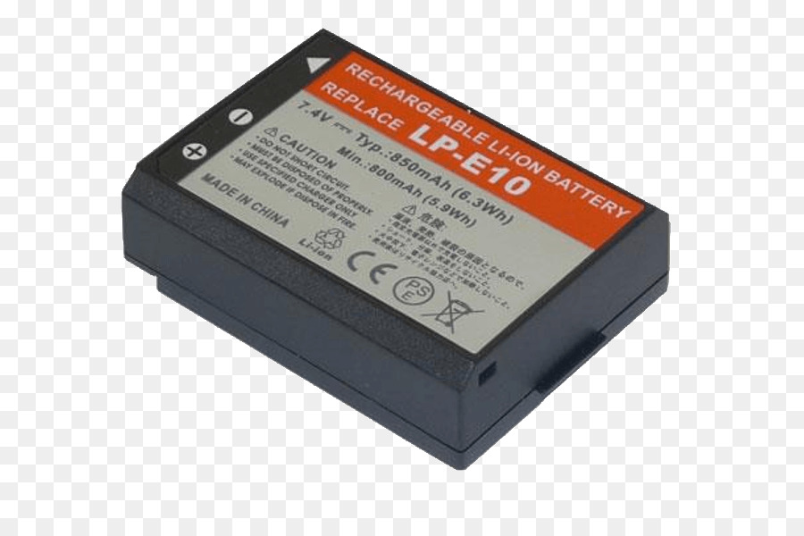 Battery Charger Canon EOS 1100D 1000D 1200D Electric