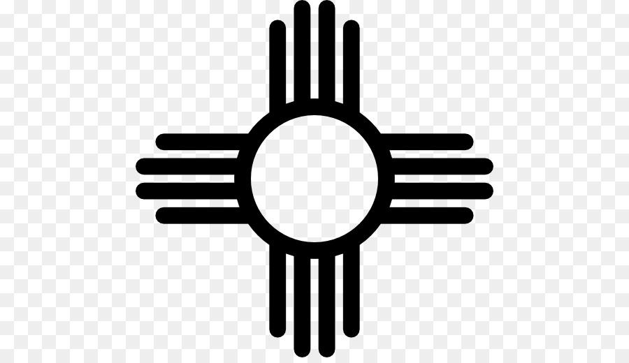 Zia Pueblo Zia People Flag Of New Mexico Symbol Symbol Png