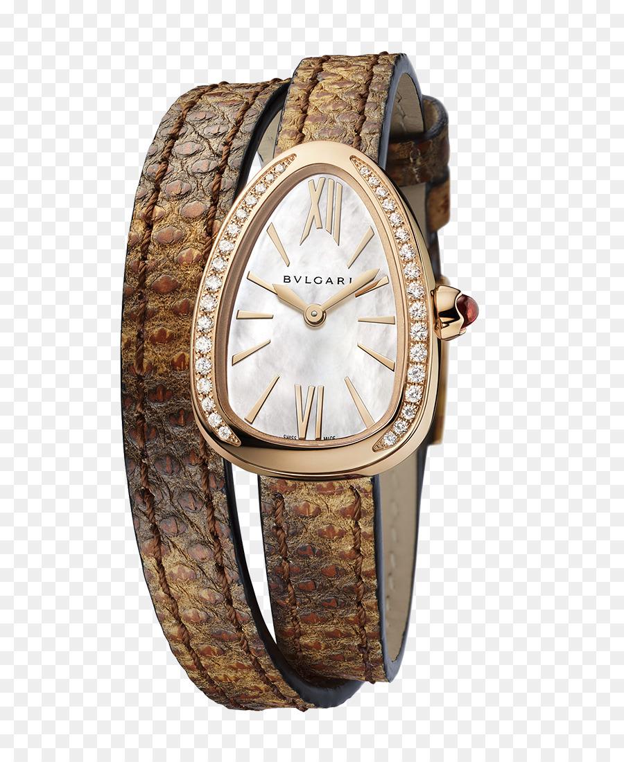 8aa61ab4adc Jóias Bulgari Relógio De Ouro Diamante - Joalharia - Transparente ...