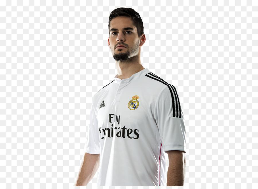 1bf0626cb2b Isco Real Madrid C.F. 2014–15 La Liga 2013–14 UEFA Champions League ...