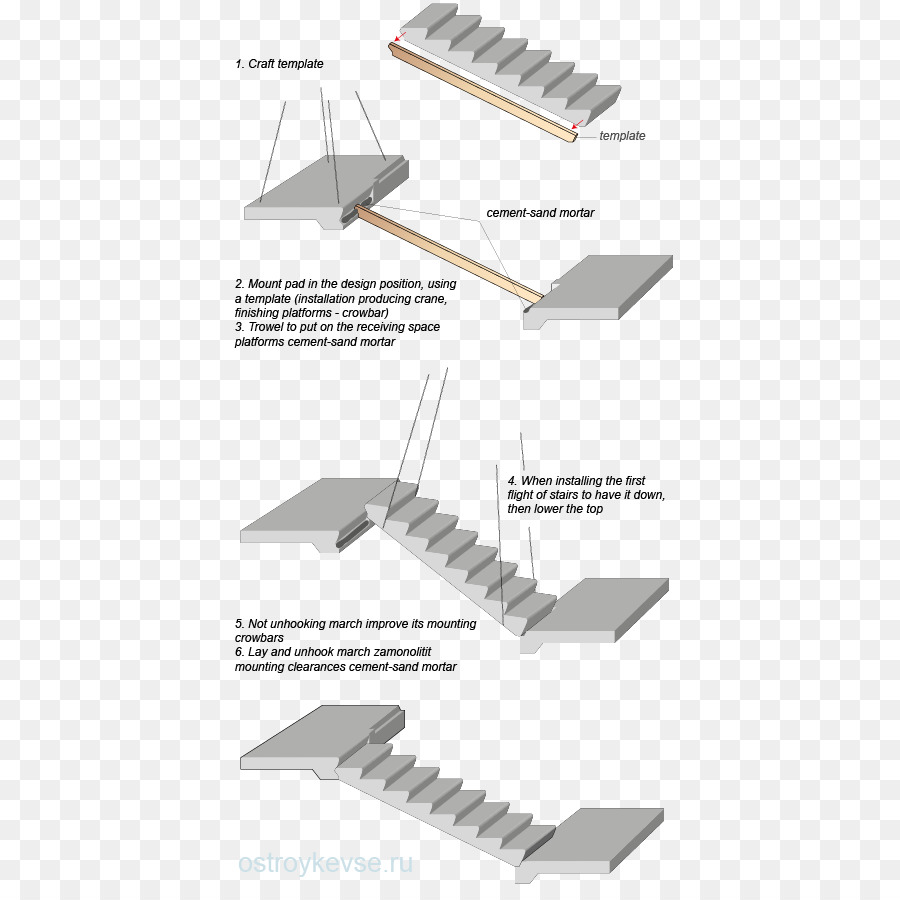 Stairs Reinforced Concrete Architectural Engineering Precast Concrete    Reinforced Concrete