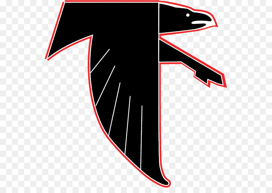Atlanta Falcons Logo Nfl Clip Art Atlanta Falcons Png Download