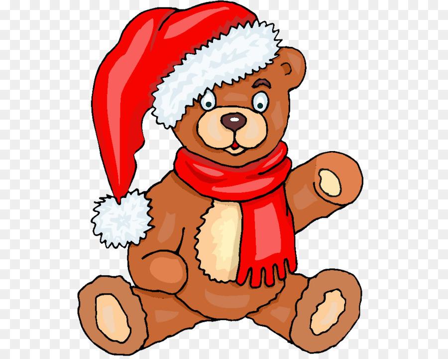 Die Schlümpfe Weihnachtslieder.Bear Christmas Weihnachten Bei Die Schlümpfe Clip Art Tragen Png