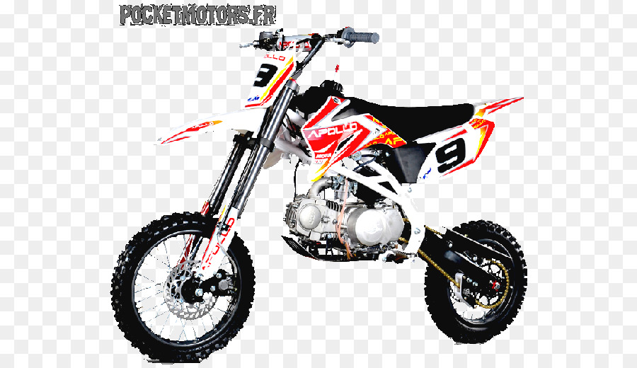Freestyle motocross Motorcycle Pit bike Bicycle - motorcycle png ...