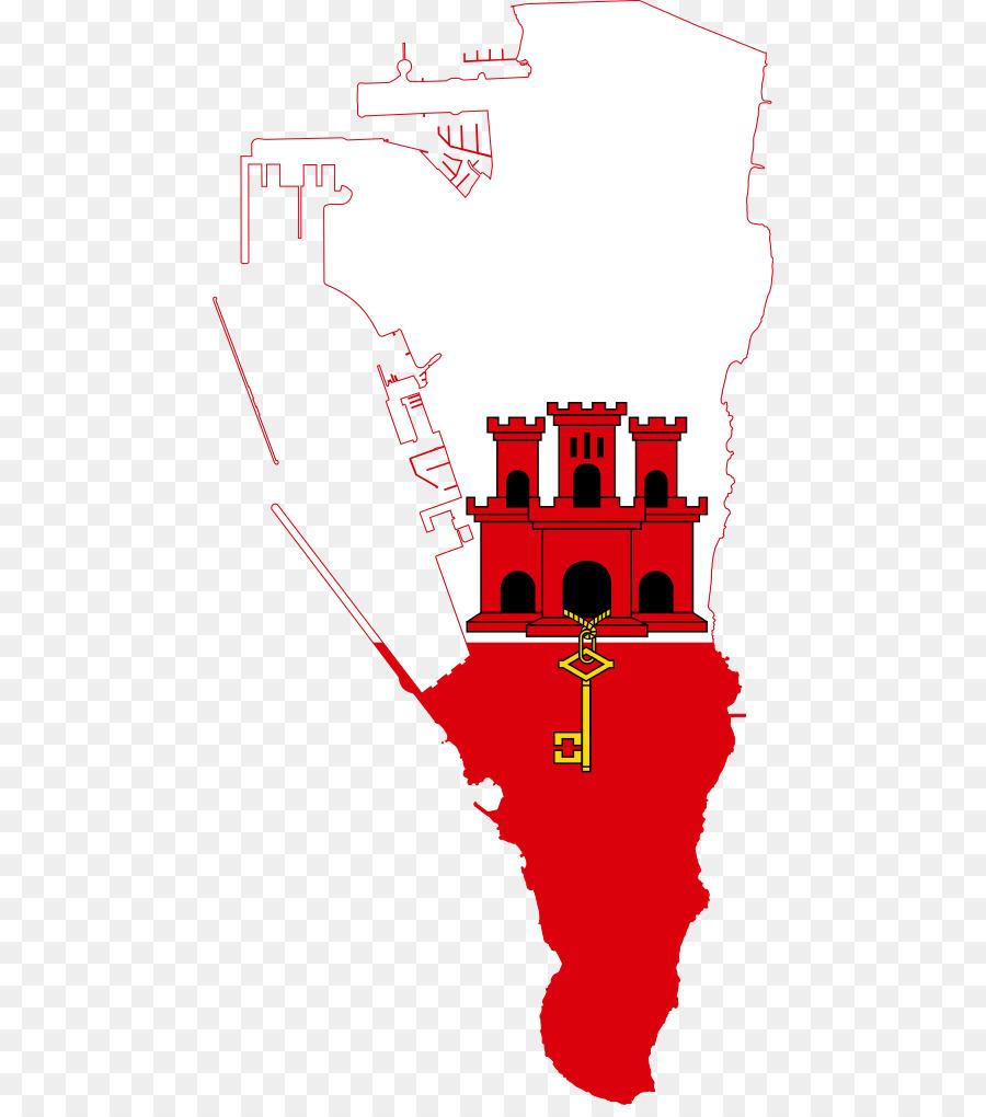 Bandiera Di Gibilterra Sterlina Di Gibilterra Bandiera Scaricare