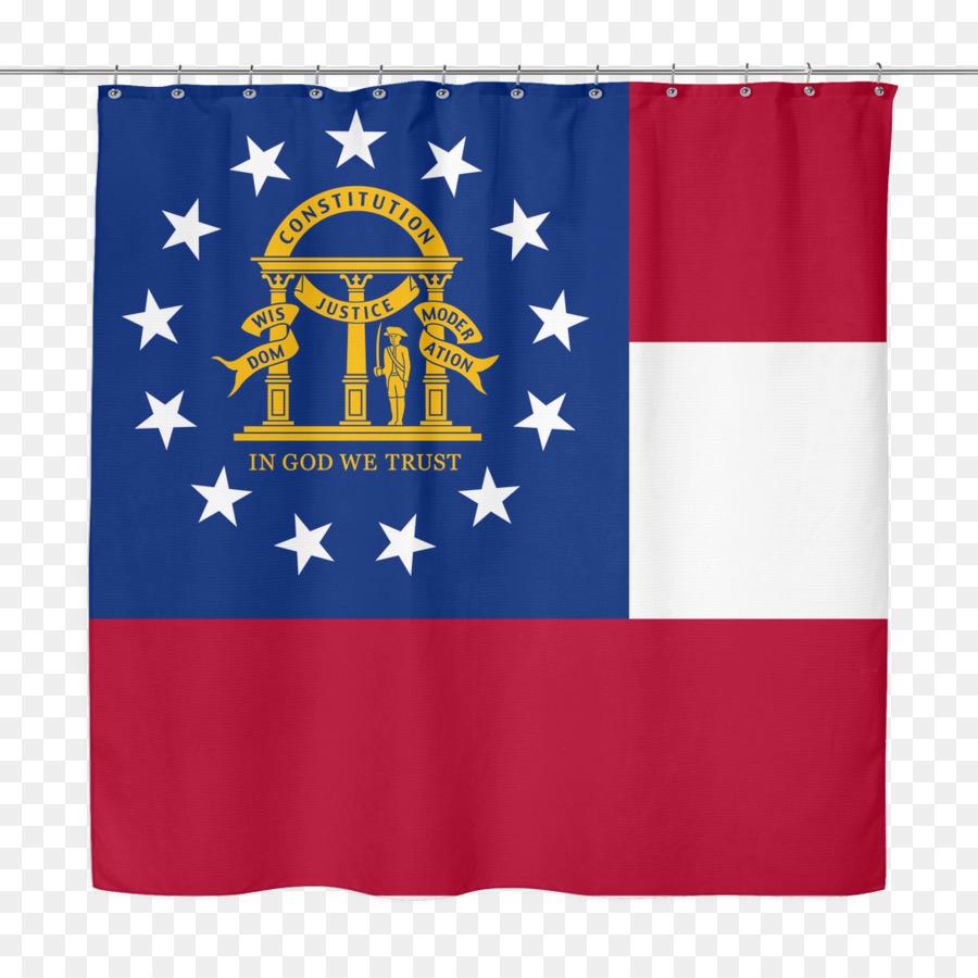 Bandera del Estado de Georgia de la bandera Bandera de la Fábrica ...
