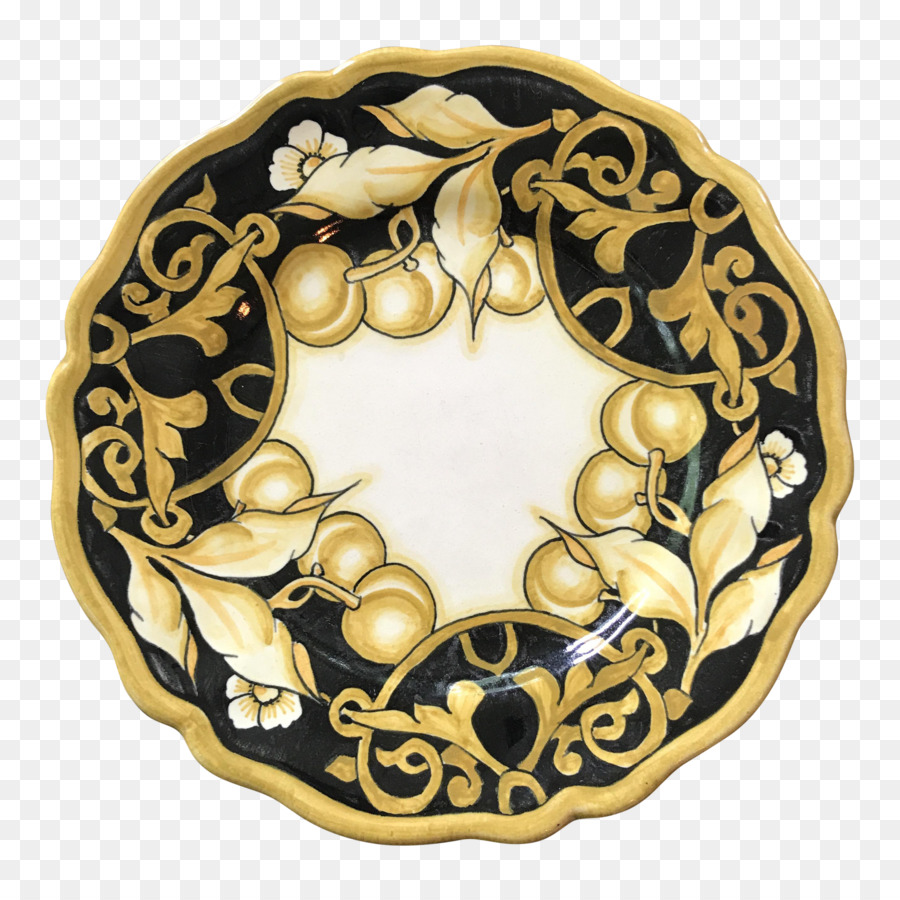 Plate Ceramic Wall Decorative arts - Plate png download - 2887*2859 ...