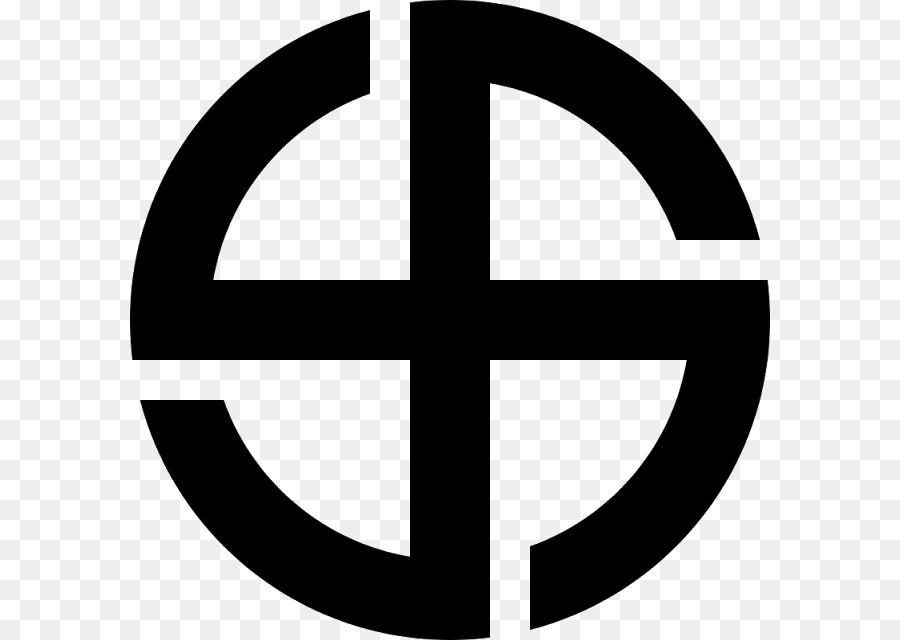 Swastika Peace Symbols Christian Cross Symbol Png Download 640