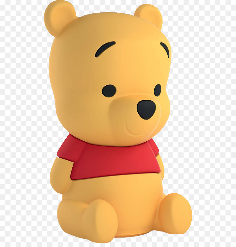Winnie-the-Pooh-Schreibtisch-Lampe LED-Built-in LED 1 W, Philips ...