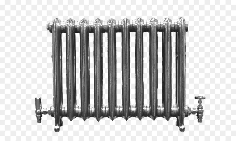 Heating Radiators Central heating Cast iron Clip art - Radiator png ...