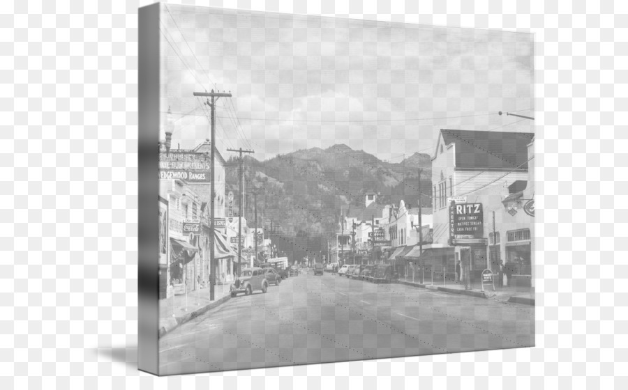 Picture Frames Gallery wrap Lincoln Avenue Canvas Sketch - Main ...